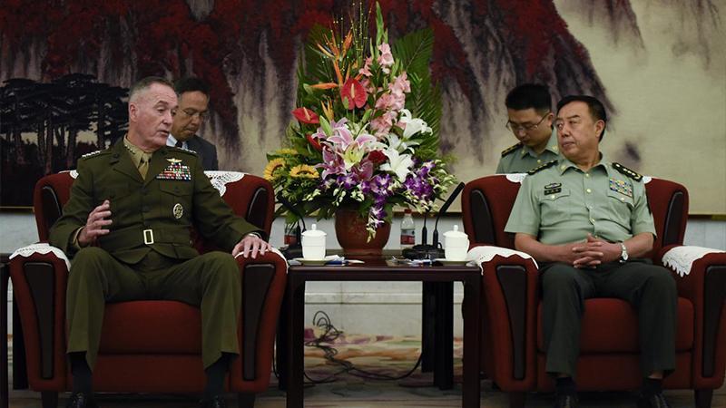 Çin'den ABD'nin askeri faaliyetlerine eleştiri