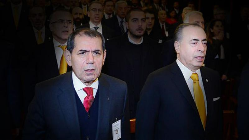 Dursun Özbek idari ve mali açıdan ibra edildi!