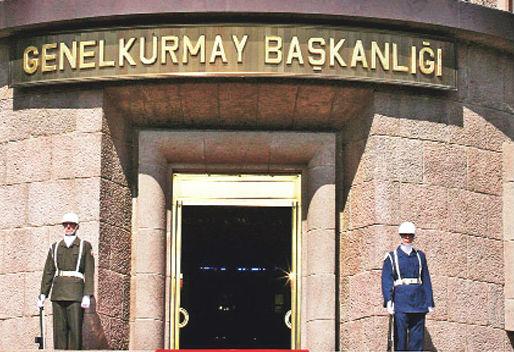 TSK: Afrin'de 1873 terörist etkisiz!