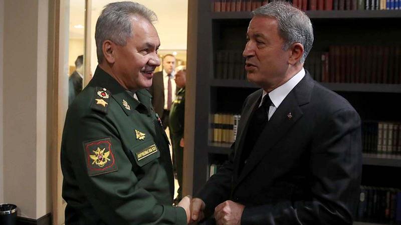 Rusya Savunma Bakanı Şoygu bugün Ankara'ya gelecek