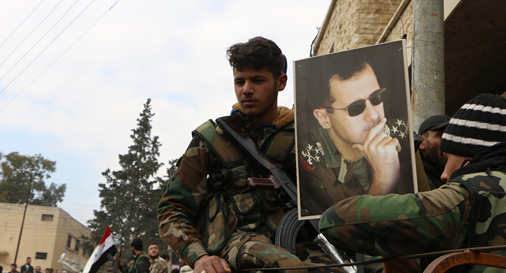'Esad yönetimi YPG'yi yıpratma, ABD'yi de ülkesinden çekilmeye zorlama taktiğine başvuracak'