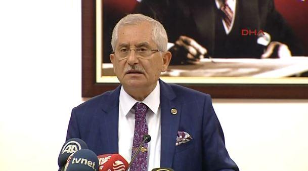 YSK Başkanı'ndan açıklama: O şahıs gözaltına alındı