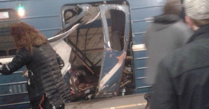 Metro bombacısının kimliği açıklandı