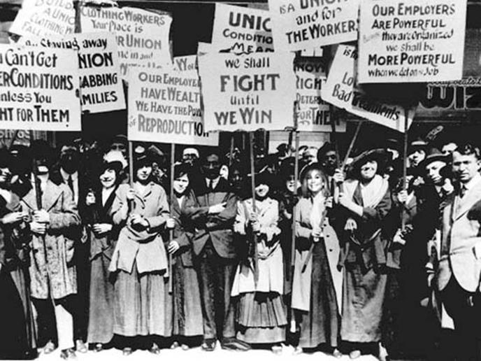 8 Mart Dünya Kadınlar Gününün Tarihçesi