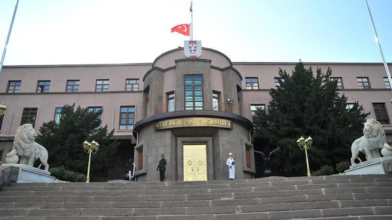 TSK: Şırnak'ta 29 terörist etkisiz hale getirildi