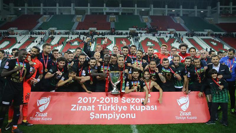 Türkiye Kupası Akhisar'ın
