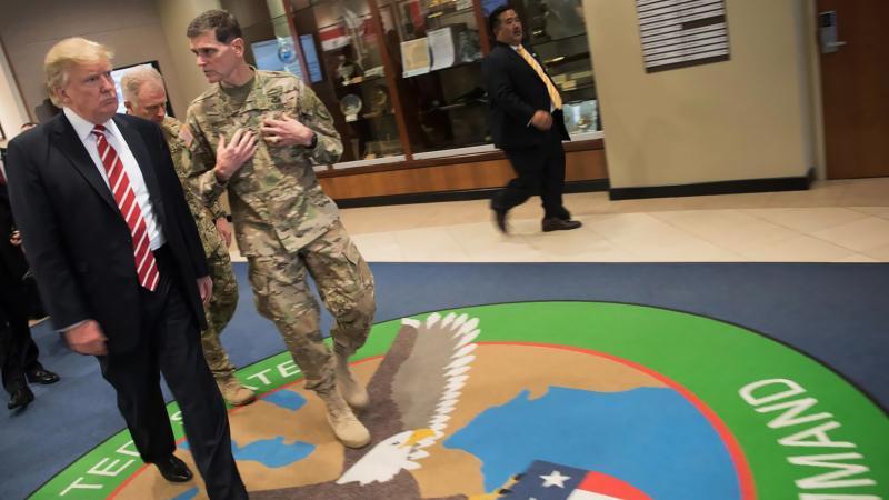 CENTCOM Komutanı: Trump'ın Suriye'den asker çekme kararını doğru bulmuyorum