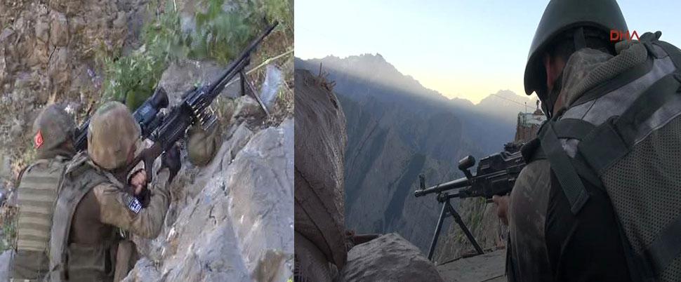 PKK'dan Irak topraklarından hain saldırı; 1'i asker 2 şehit