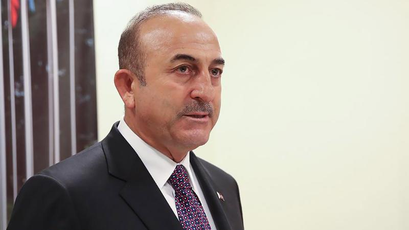 Çavuşoğlu ile ABD Dışişleri Bakanı Pompeo görüştü