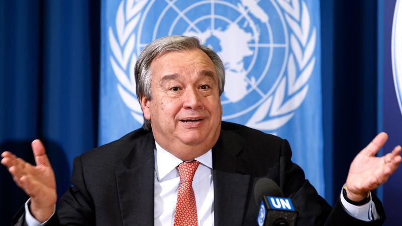 BM Genel Sekreteri: Dünya yeni bir düzene gidiyor, ABD buna alışsa iyi olur!