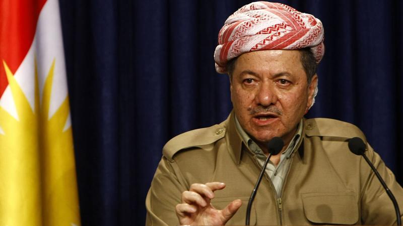 Barzani'den yeni açıklama
