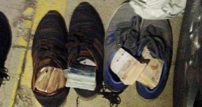 2 çift ayakkabıdan 40 bin lira çıktı