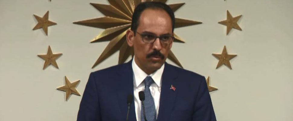 Cumhurbaşkanlığı: Suriye Ordusu ile YPG arasında anlaşma yok!