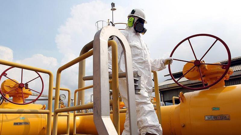 Fransız devi İran'daki doğalgaz projesini bitiriyor