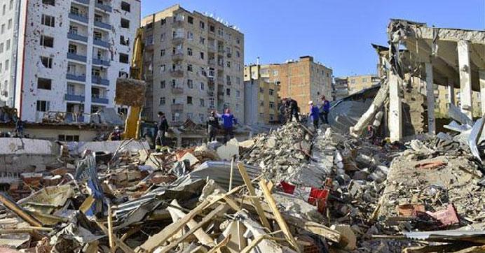 Diyarbakır patlaması : Terör Saldırısı...!