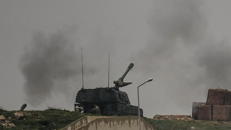 TSK'dan son dakika Afrin açıklaması: 3 bin 195 terörist etkisiz