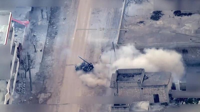 YPG/PKK roket saldırılarını böyle yapıyor