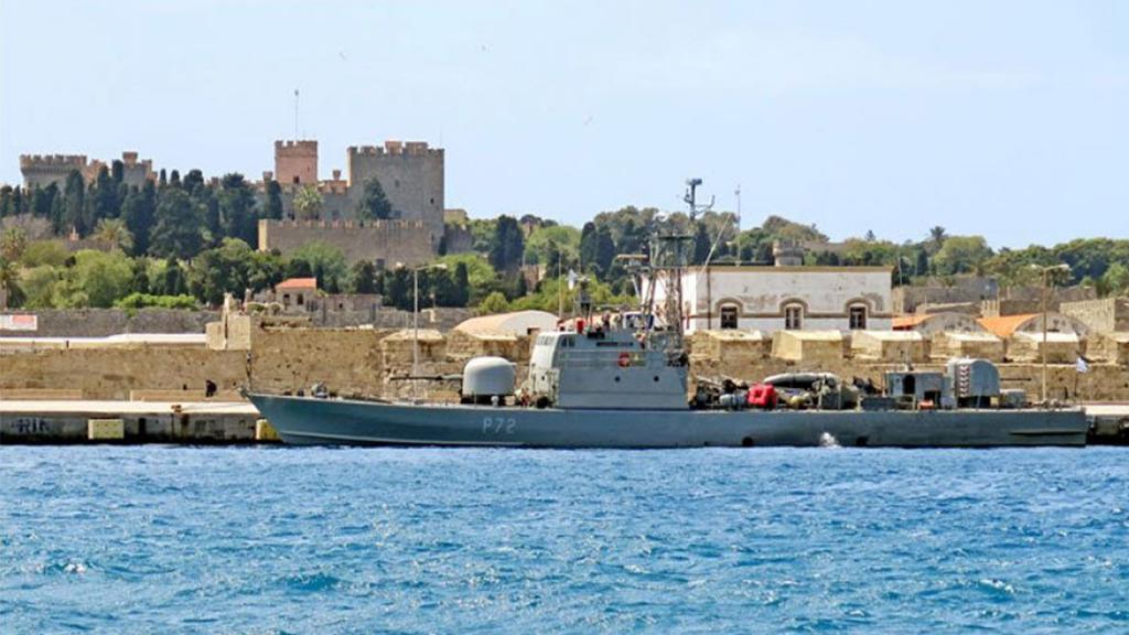 Yunanistan Paris Anlaşması'nı bozdu: Rodos'a savaş gemisi yolladı