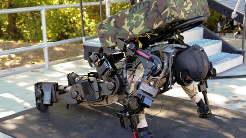 TSK için robot asker geliştirilecek