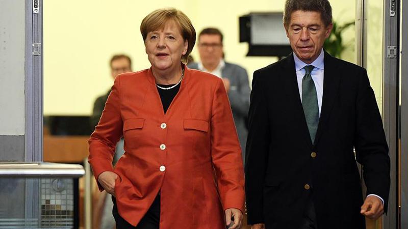 Almanya yeniden Merkel dedi