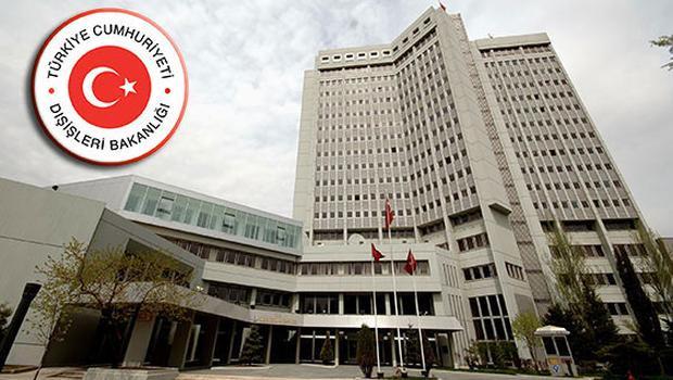 Dışişleri Bakanlığı'ndan Hakan Atilla davası ile ilgili açıklama