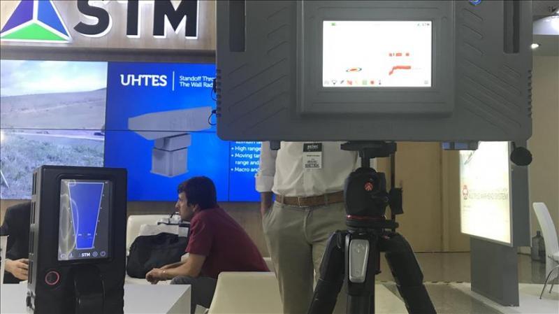 Özel kuvvetlerin gözü kulağı olacak: Mini radar