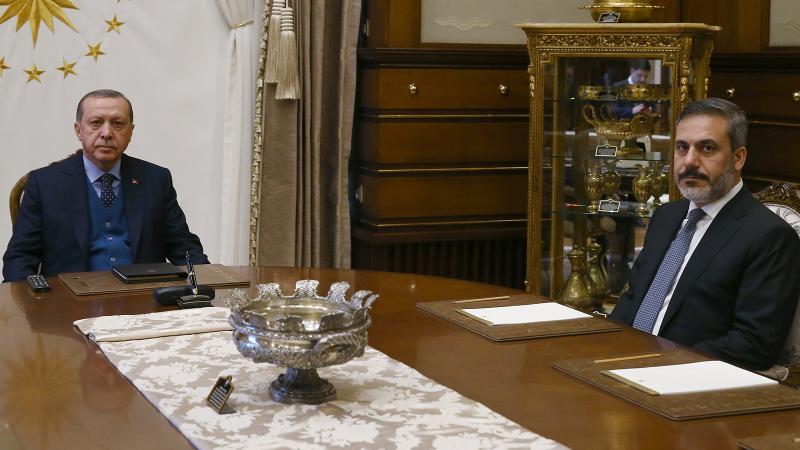 Hakan Fidan'a yeni görev iddiası