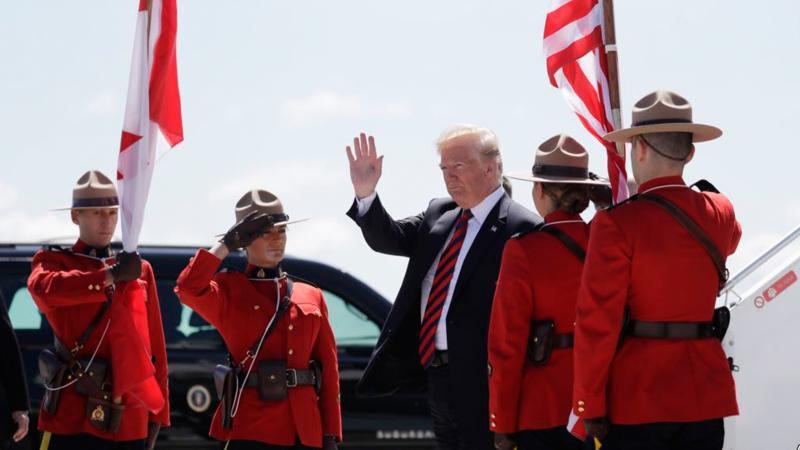 Trump'tan şaşırtan çıkış: Rusya G-7'ye tekrar alınmalı