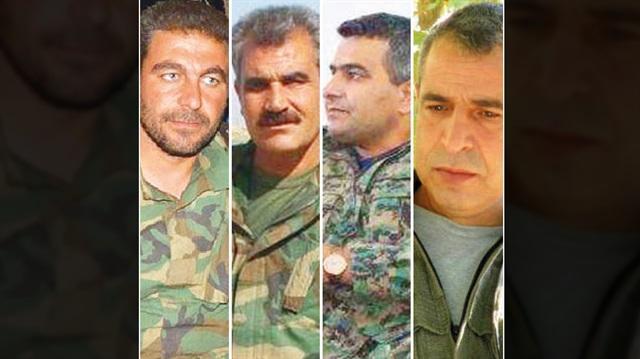 İşte Münbiç'i yöneten PKK ekibi