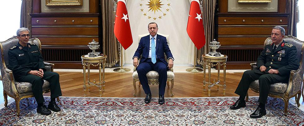 'İran ve Türkiye istihbarat paylaşımında bulunacak'