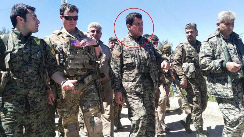 Pentagon'dan YPG'li Cemil Mazlum için 'General' ifadesi