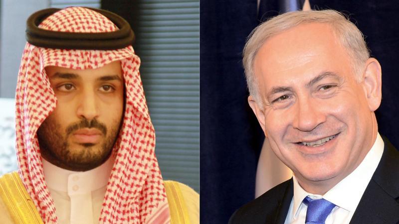 'Bin Salman ve Netanyahu gizlice Amman'da buluştu'
