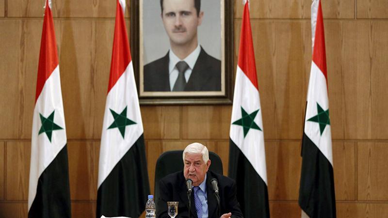 Suriye, İdlib saldırısını kınadı