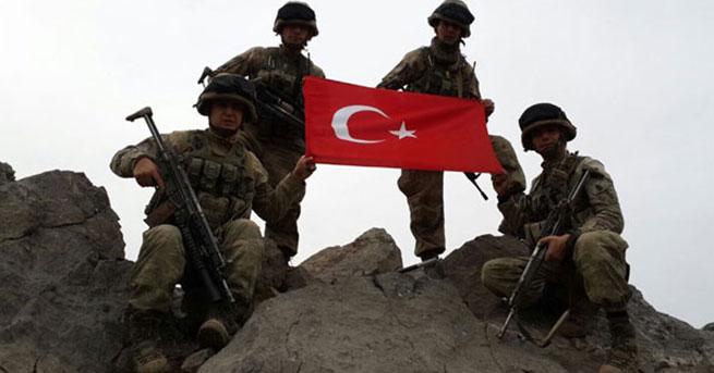 Tunceli'de çatışma!.. 2 terörist öldürüldü!