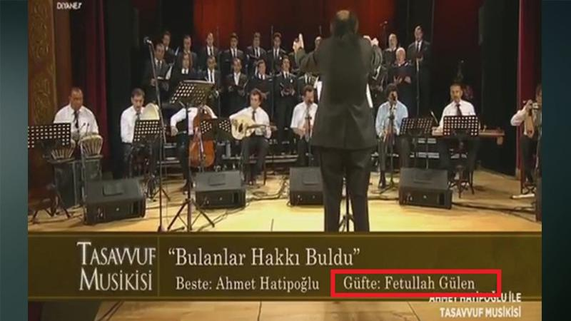 Skandal program: TRT'de Fetullah Gülen güftesi!