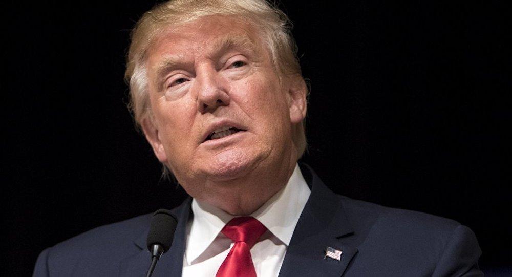 Hava saldırısı sonrası Trump'tan ilk açıklama