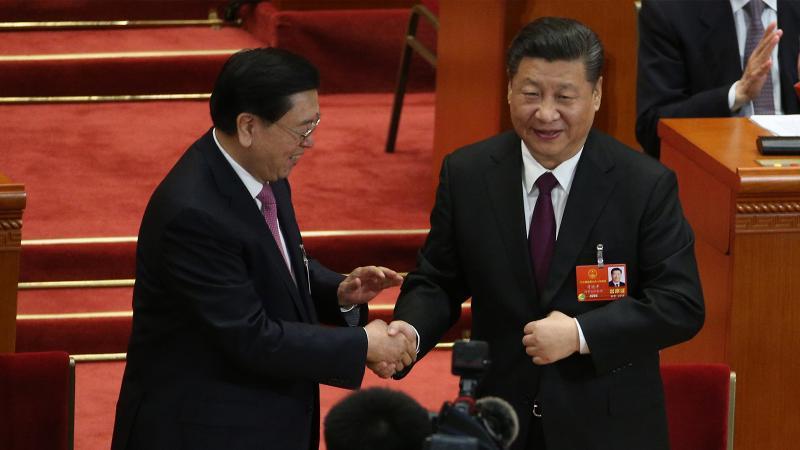 Oy birliğiyle ikinci Xi dönemi başladı