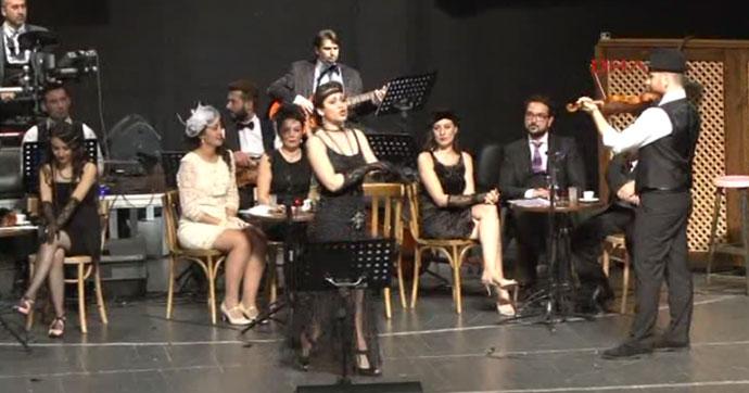 'Cumhuriyetimizin İlk Yıllarında Şarkılar'