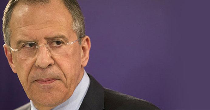 Lavrov: Kimyasal saldırı iddiaları bir mizansen, arkasında Rusofobik bir ülkenin istihbaratı var