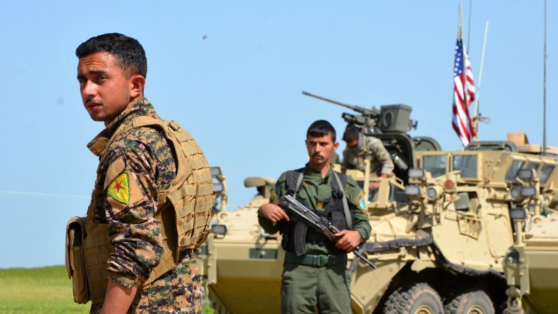 Belçika YPG'ye destek veriyor
