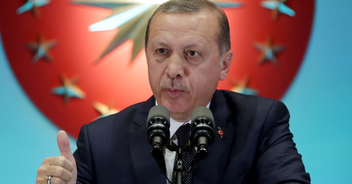 Erdoğan: Bankacılıkta bir sorun var