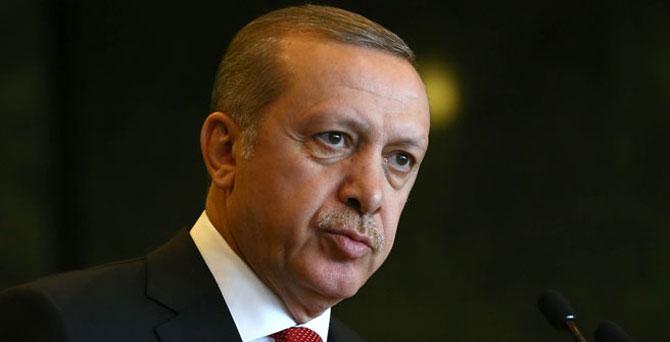 Erdoğan: ABD'nin PYD'ye verdiği silahlar bize dönecek