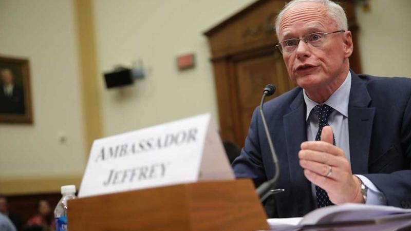 Suriye Özel Temsilcisi James Jeffrey: Türkiye'nin Esad'ı devirmek istediğini düşünmüyorum
