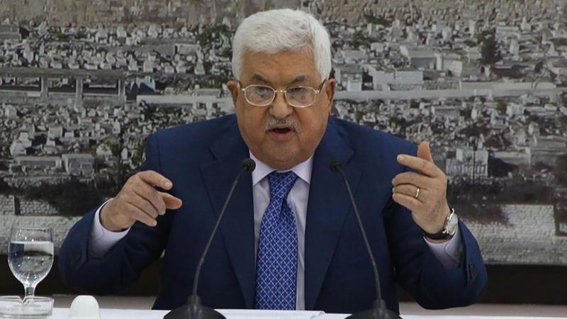Filistin Meclisi feshediliyor