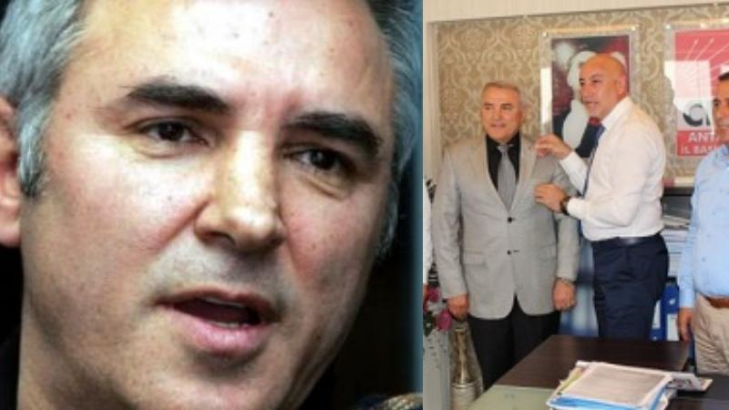 'CHP'nin içine PKK'lılar sızmış' diyen Aziz Ergen istifa etti