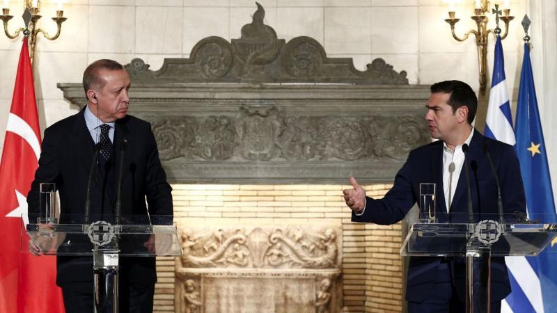 Yunan askerleri serbest bırakıldı: Çipras'tan ilk açıklama