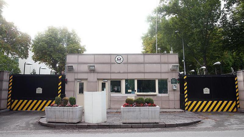 ABD maslahatgüzarından Türkiye açıklaması