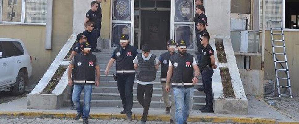 Bombalı eylem hazırlığındaki 2 PKK'lı yakalandı