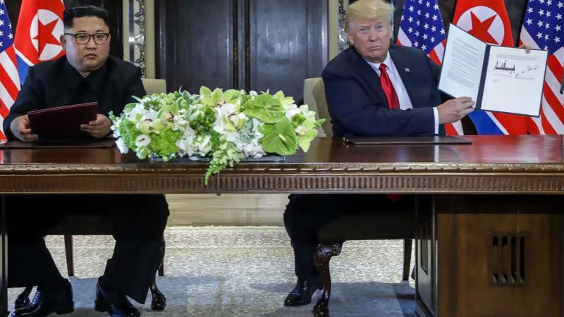 Trump'tan flaş açıklama: Çok yakında görüşeceğiz